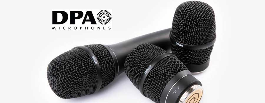 DPA 2028 Vocal Microphone