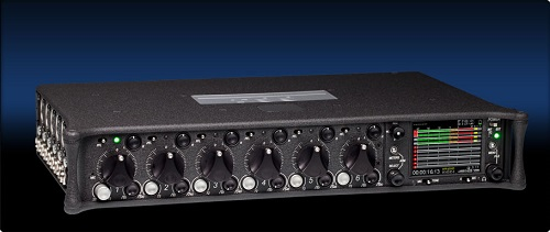 Sound Devices 664 Six-Channel Field Production Mixer with In