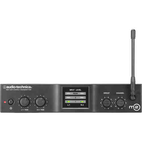 Audio-Technica M2T Stereo Transmitter (M - 614 to 647 MHz)