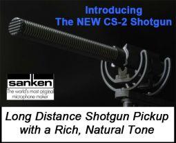 Sanken Microphones: Pro-Sound com