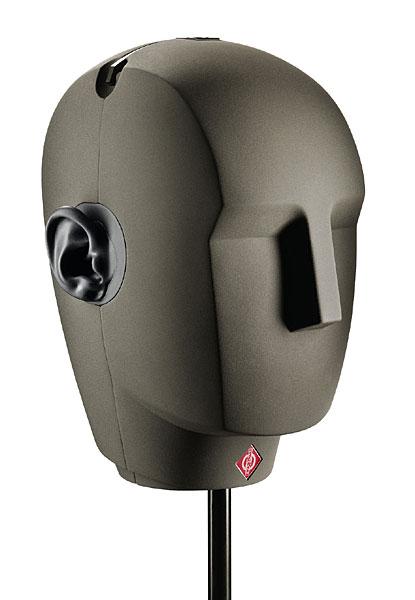 Neumann Ku 100 Binaural Dummy Head Microphone System With