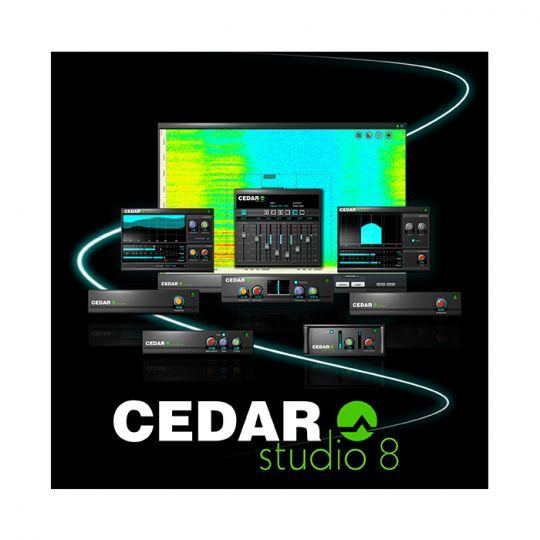 Cedar CS 8 Restore Plugin