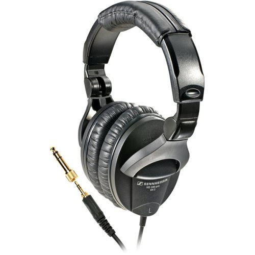 sennheiser hd280 pro closed dynamic stereo headphone pro sound. Black Bedroom Furniture Sets. Home Design Ideas