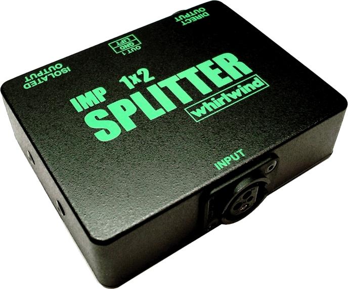 whirlwind imp splitter sp1x2 pro. Black Bedroom Furniture Sets. Home Design Ideas